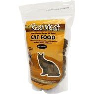 The Real Meat Company 90% Chicken Grain-Free Air-Dried Cat Food, 14-oz bag