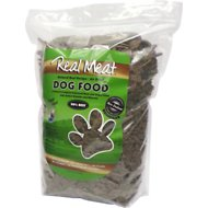 The Real Meat Company 90% Beef Grain-Free Air-Dried Dog Food, 10-lb bag
