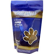 The Real Meat Company 95% Lamb Jerky Bitz Dog Treats, 12-oz bag