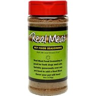 The Real Meat Company Original Mixed Meat Dog & Cat Food Seasoning, 6-oz bottle
