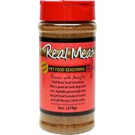 The Real Meat Company OmegaBoost Mixed Meat Dog & Cat Food Seasoning, 6-oz bottle