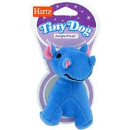 Hartz Tiny Dog Jungle Plush Dog Toy