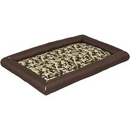 Precision Pet Products SnooZZy Durable Crate Mat for Dogs, Brown Camo, X-Large