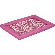 Precision Pet Products SnooZZy Pink Camo Durable Crate Mat for Dog, Medium