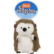 Hartz Hedgehog Plush Dog Toy, Small