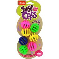 Hartz Just For Cats Midnight Crazies Cat Toy, Color Varies