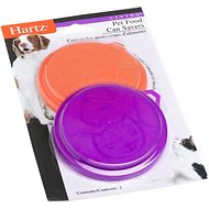 Hartz Can Food Covers for Dogs & Cats, 2 count, Color Varies