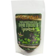 The Real Meat Company Duck & Sweet Potato Brew Leprechaun's Dog Treats, 4-oz bag