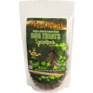 The Real Meat Company Duck & Sweet Potato Brew Leprechaun's Dog Treats, 16-oz bag