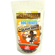 The Real Meat Company Turkey Recipe with Pineapple & Coconut Pina Colada Beach Bums Dog Treats, 16-oz bag