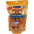Smokehouse USA Chicken Breast & Turkey Breast Tendons Prime Chips Dog Treats