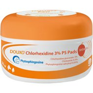 Douxo Chlorhexidine 3% PS Pads for Dogs & Cats