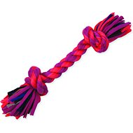 Mammoth Cloth Rope Bone for Dogs, Color Varies, Medium
