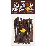 Pet 'n Shape Chicken Jerky Stix Dog Treats, 8 count, Medium