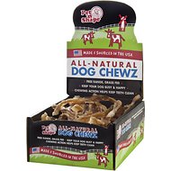 Pet 'n Shape USA All-Natural Chewz Large Beef Tendons Dog Treats, 30 count box
