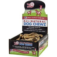 Pet 'n Shape USA All-Natural Chewz Turkey Feet Dog Treats, 24 count