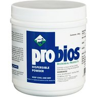 Probios Dispersible Powder Dog & Cat Supplement, 240-g jar