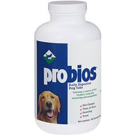 Probios Daily Digestive Dog Tabs Supplement, 180 count