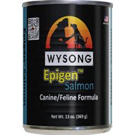 Wysong Epigen Salmon Formula Grain-Free Canned  Dog, Cat & Ferret Food, 13-oz, case of 12
