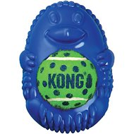 KONG Tennis Pals Hedgehog Dog Toy, Large