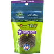 Busy Buddy Dental Rings Dog Treats, Size A