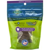 Busy Buddy Dental Rings Dog Treats, Size B