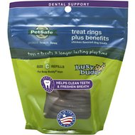 Busy Buddy Dental Rings Dog Treats, Size C