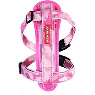 EzyDog Chest Plate Dog Harness, Pink Camo, X-Small