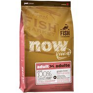 Now Fresh Grain-Free Adult Fish Recipe Dry Dog Food, 25-lb bag
