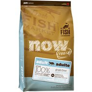 Now Fresh Grain-Free Adult Fish Recipe Dry Cat Food, 8-lb bag