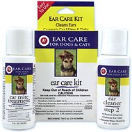 Miracle Care R-7 Ear Care Kit for Dogs & Cats