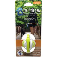 The Fifth Paw Doody Free Dog Leash Attachment, Lime
