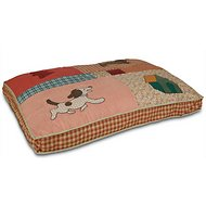 Aspen Pet Quilted Novelty Bed for Dogs & Cats