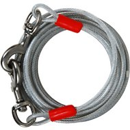 Aspen Pet X-Large Tie-Out Cable, 30-ft