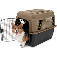 Petmate Ruff Maxx Kennel for Dogs & Cats, Camo/Black, 32-in