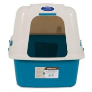 Petmate Hooded Litter Pan Set with Microban, Color Varies, Jumbo