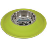 Wetnoz Flexi Dog Bowl, Pear, Small