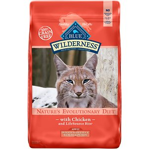Blue Buffalo Wilderness Indoor Hairball Weight Control