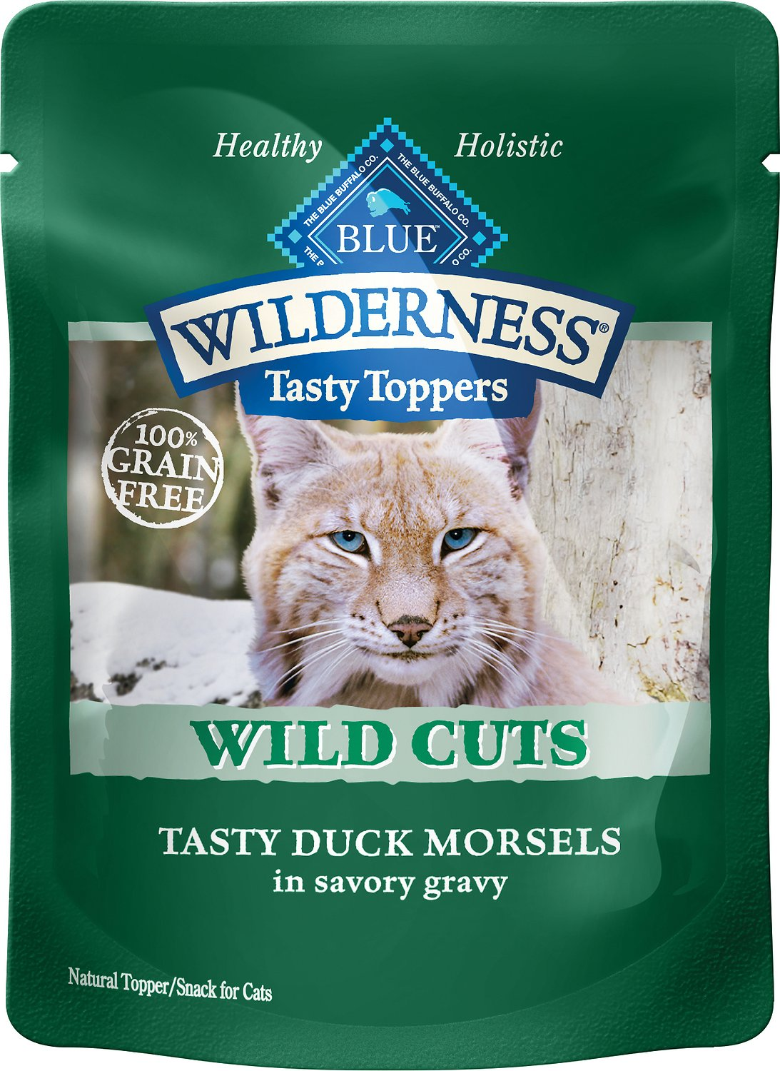 Blue Buffalo Cat Food Topper