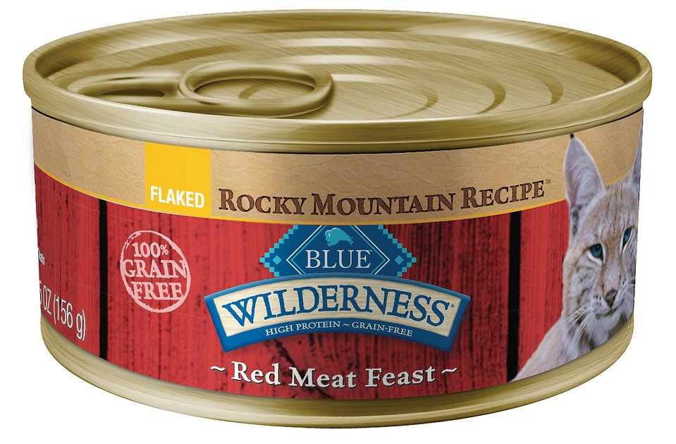Blue Mountain Cat Food Reviews