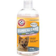 Arm & Hammer Dental Advanced Care Flavorless & Odorless Dental Rinse for Dogs, 27-oz bottle