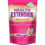 Health Extension Allergix Turkey, Salmon & Chickpea Formula Grain-Free Dry Cat Food, 15-lb bag