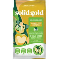 Solid Gold Holistique Blendz with Oatmeal, Pearled Barley & Ocean Fish Meal Dry Dog Food, 28.5-lb bag