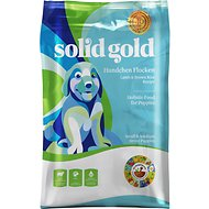 Solid Gold Hundchen Flocken Lamb & Brown Rice Puppy Formula Dry Dog Food, 4-lb bag