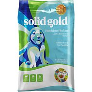 Solid Gold Hundchen Flocken Lamb & Brown Rice Puppy Formula Dry Dog Food, 28.5-lb bag