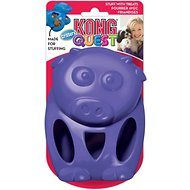 KONG Quest Critters Cow Dog Toy, Small