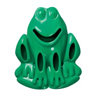 KONG Quest Critters Frog Dog Toy, Large