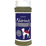 Herbsmith Nutrients Superfood for Superdogs Dog Food Topper, 2.93-oz bottle