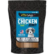 Etta Says! Chicken Jerky Dog Treats, 5-oz bag
