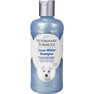 Veterinary Formula Solutions Snow White Whitening Shampoo for Dogs & Cats, 17-oz bottle